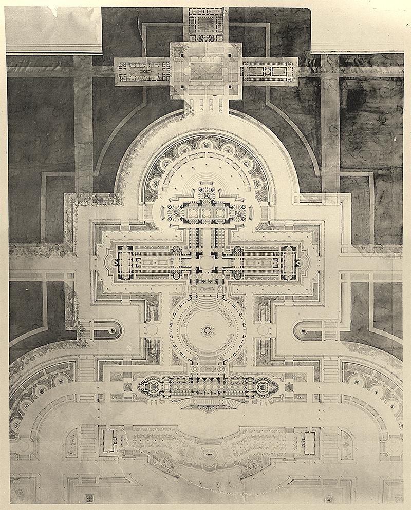 Bernard. Les Grands Prix de Rome v.4 1900, 477