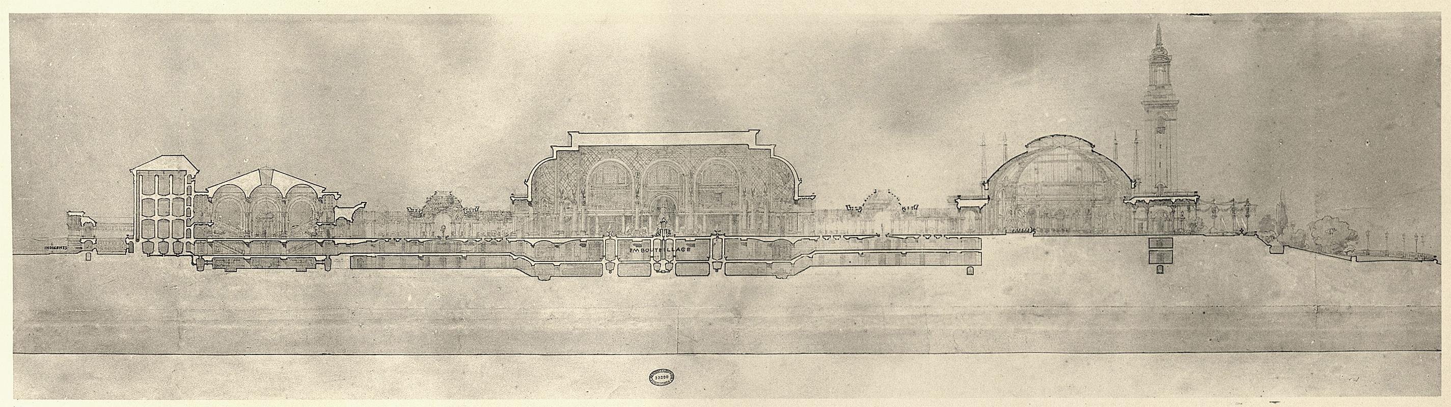 Eugene Bigot. Les Grands Prix de Rome v.4 1900, 472