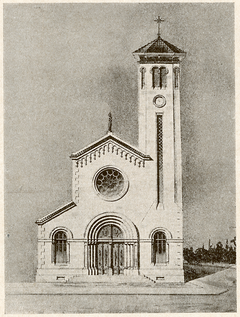 L. Duran Veiga and E. Duran Guani. Arquitectura. v.3 n.23 1917, 132