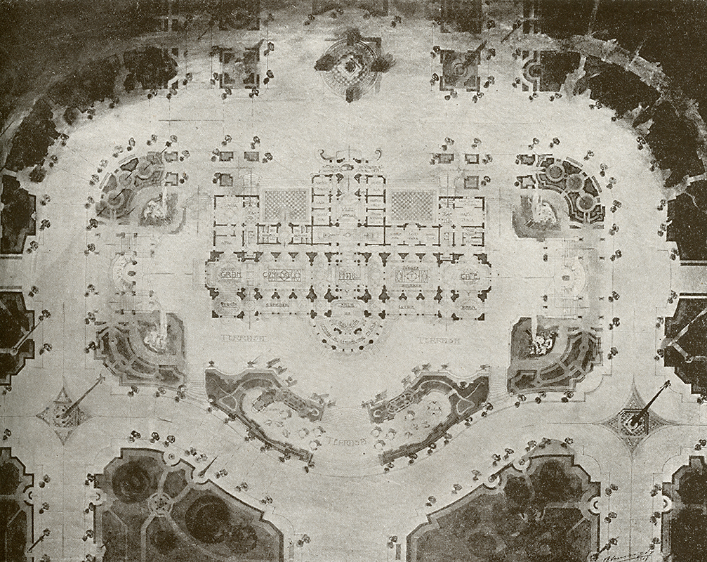 Rodolfo Amargos. Arquitectura. v.4 n.24 1918, 11