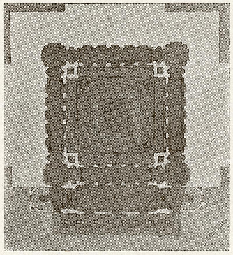 Diego Yrigoyen. Arquitectura. v.5 n.32 1919, 45