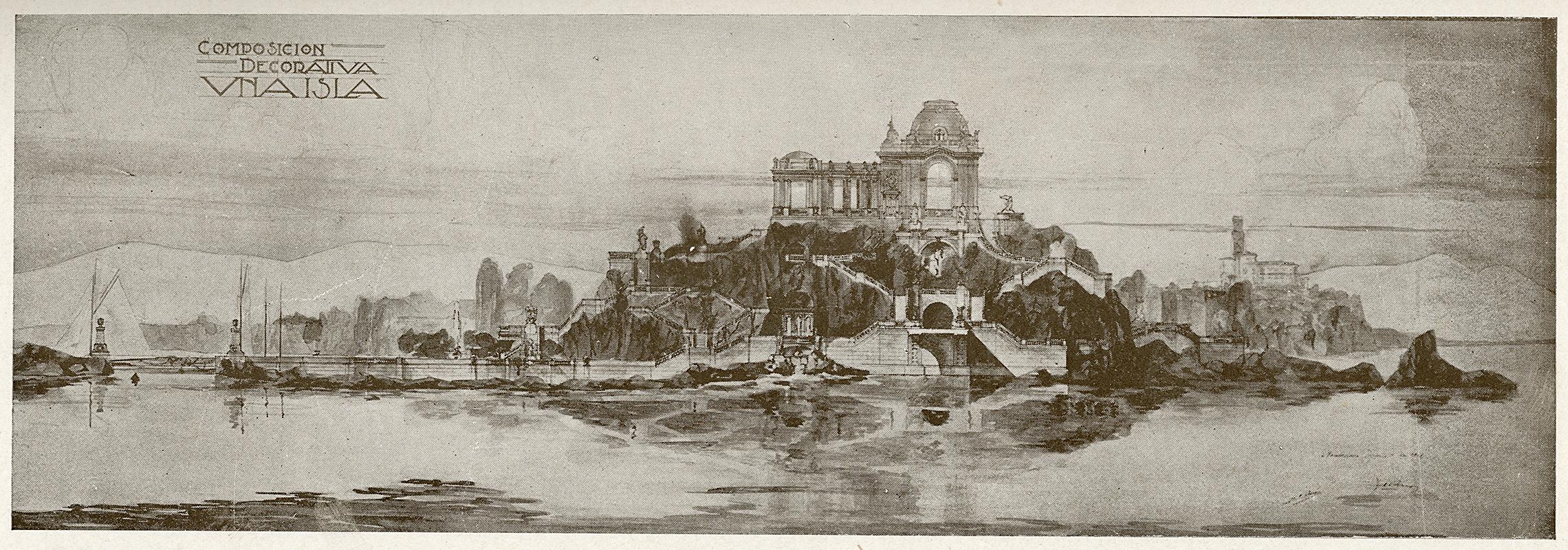 Juan A Ruis. Arquitectura. v.5 n.32 1919, 41