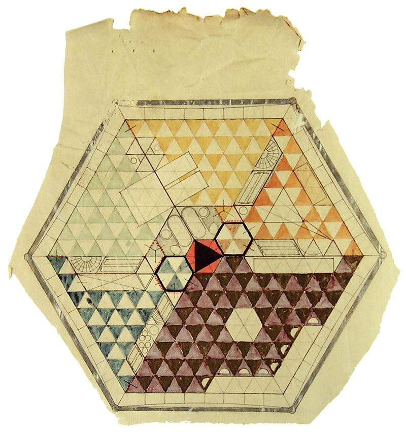 R.Buckminster Fuller. Envisioning Architecture (MoMA, New York, 2002) 1927, 64