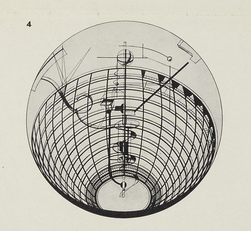 Andreas Weininger. Bauhaus 1-3 1927, 2