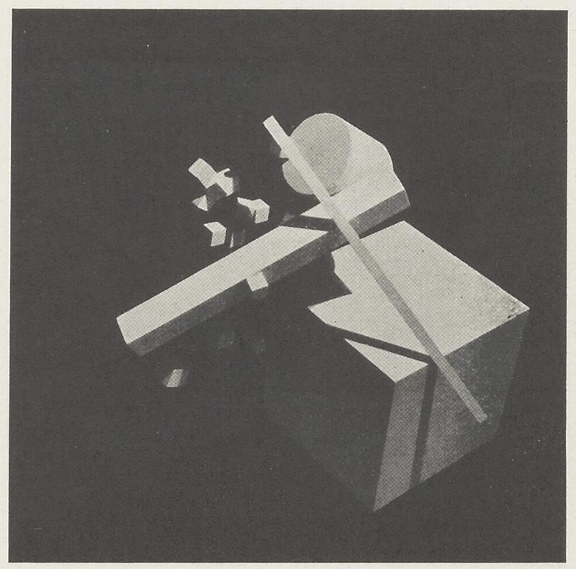 Joost Schmidt. Bauhaus 2-2 1928, 23
