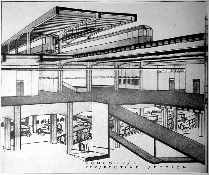 Richard Neutra. Architectural Record 68 30 August 1930, 100