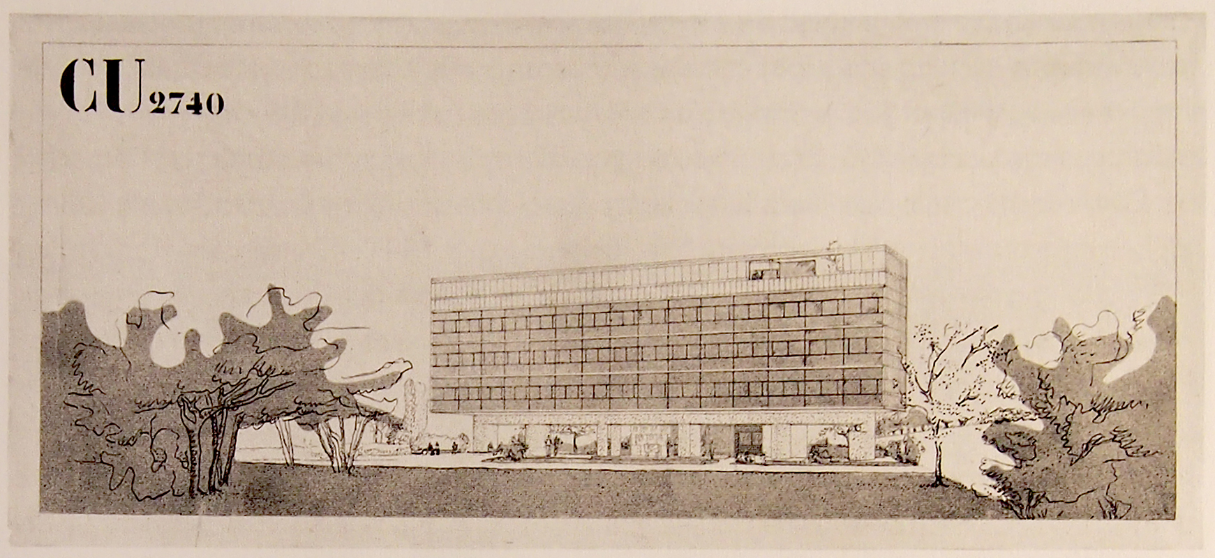 Le Corbusier. Envisioning Architecture (MoMA, New York, 2002) 1932, 21