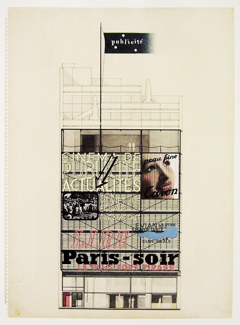 Oscar Nitzchke. Envisioning Architecture (MoMA, New York, 2002) 1936, 81