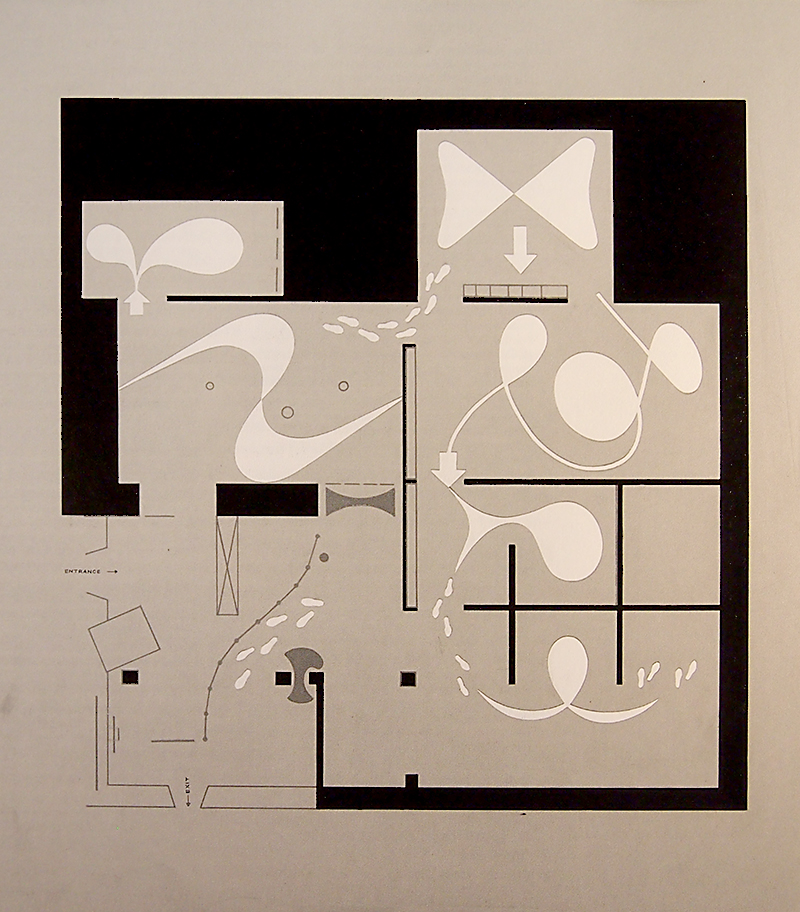 Herbert Bayer. Envisioning Architecture (MoMA, New York, 2002) 1938, 18