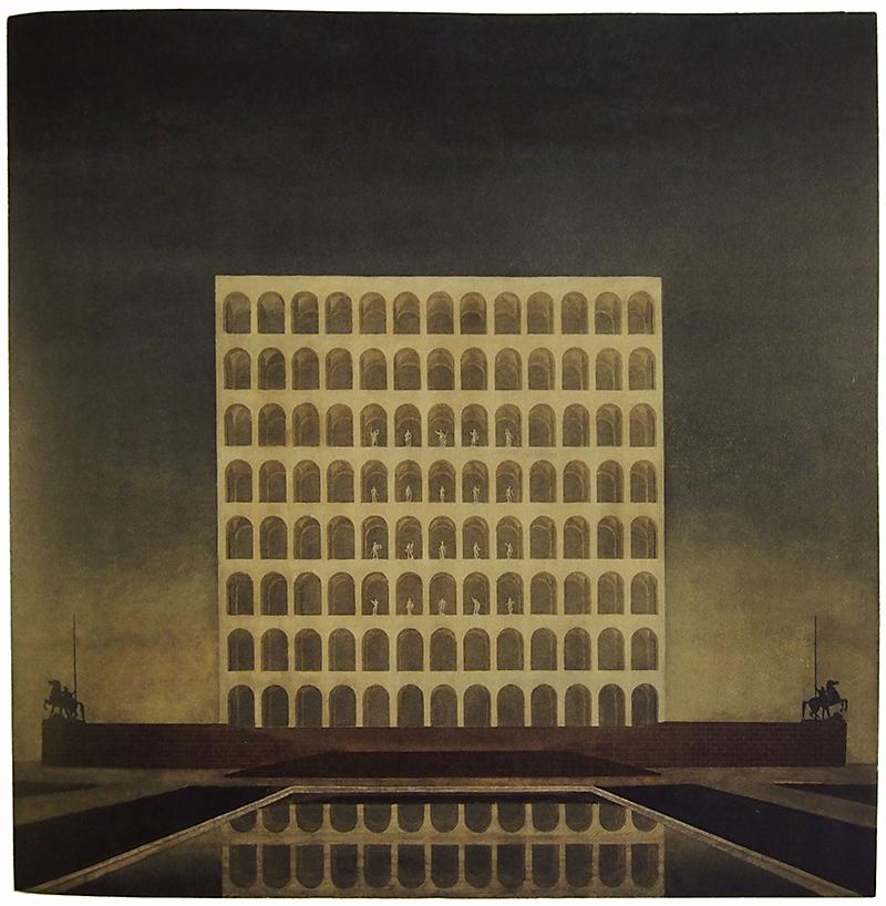 Ernesto Bruno La Padula. Envisioning Architecture (MoMA, New York, 2002) 1939, 85