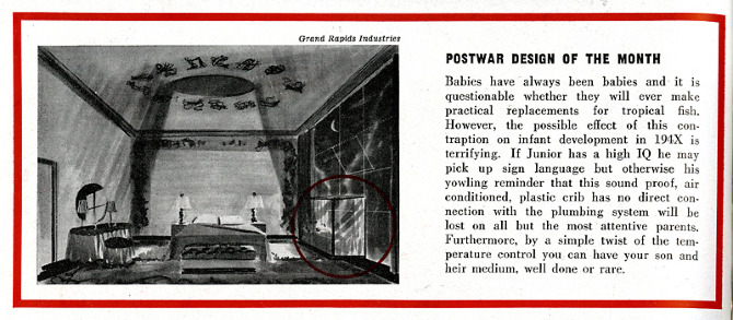 Grand Rapids Industries. Architectural Forum 80 April 1944, 6