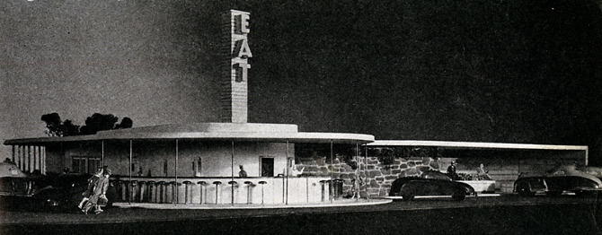 Louis Shoall Miller. Architectural Record 100 September 1946, 101