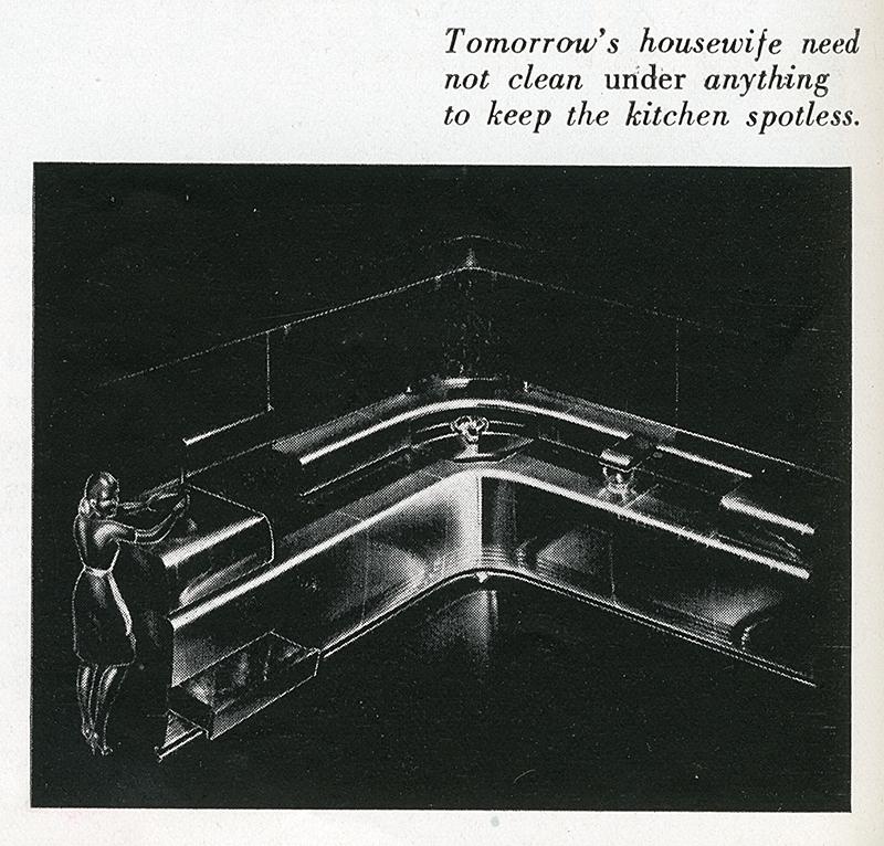 Sundberg Ferar. Interiors v.105 n.6 Jan 1946, 86