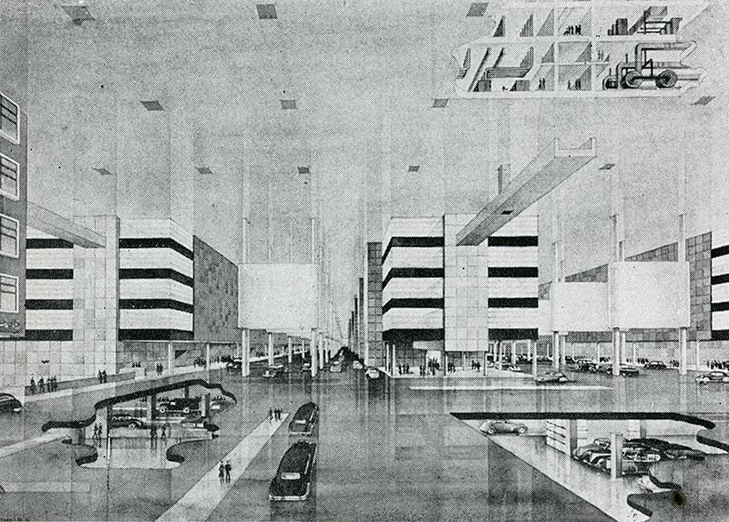 William Zeckendorf. Interiors v.105 n.6 Jan 1946, 10
