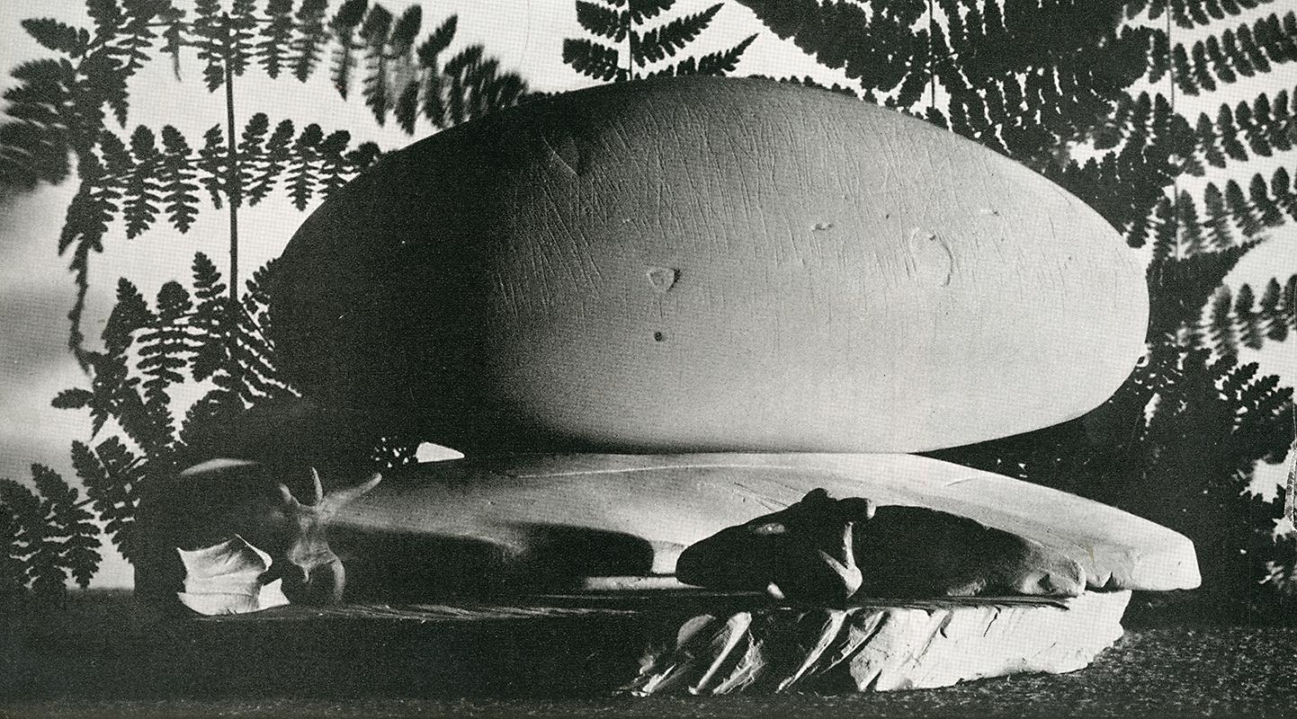Frederick Kiesler. Architectural Forum Nov 1950, 124