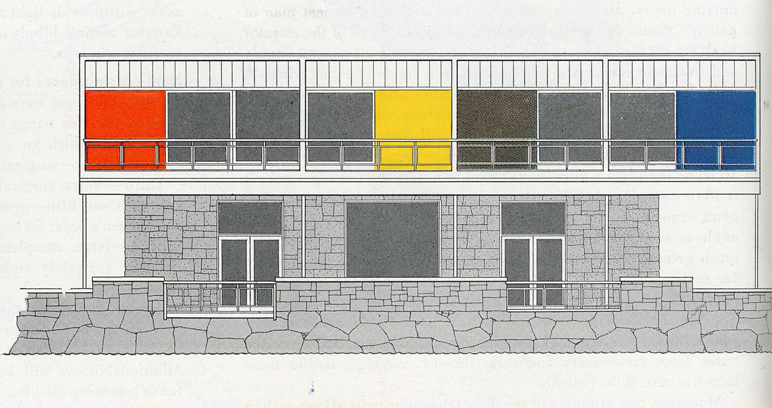 Robert R. Rahman and John H. Langlois. Architectural Forum Jul 1950, 96