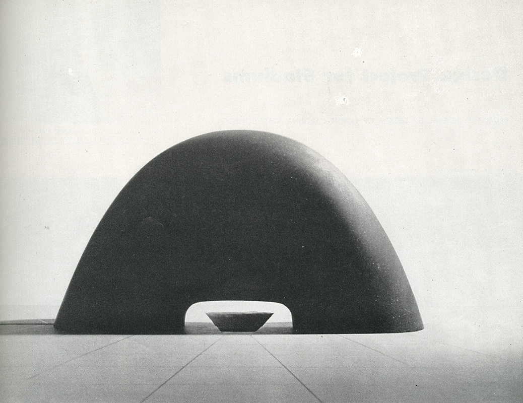 Isamu Noguchi. Arts and Architecture. Apr 1953, 16