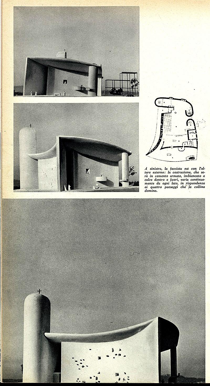 Le Corbusier. Domus 288 November 1953, 2