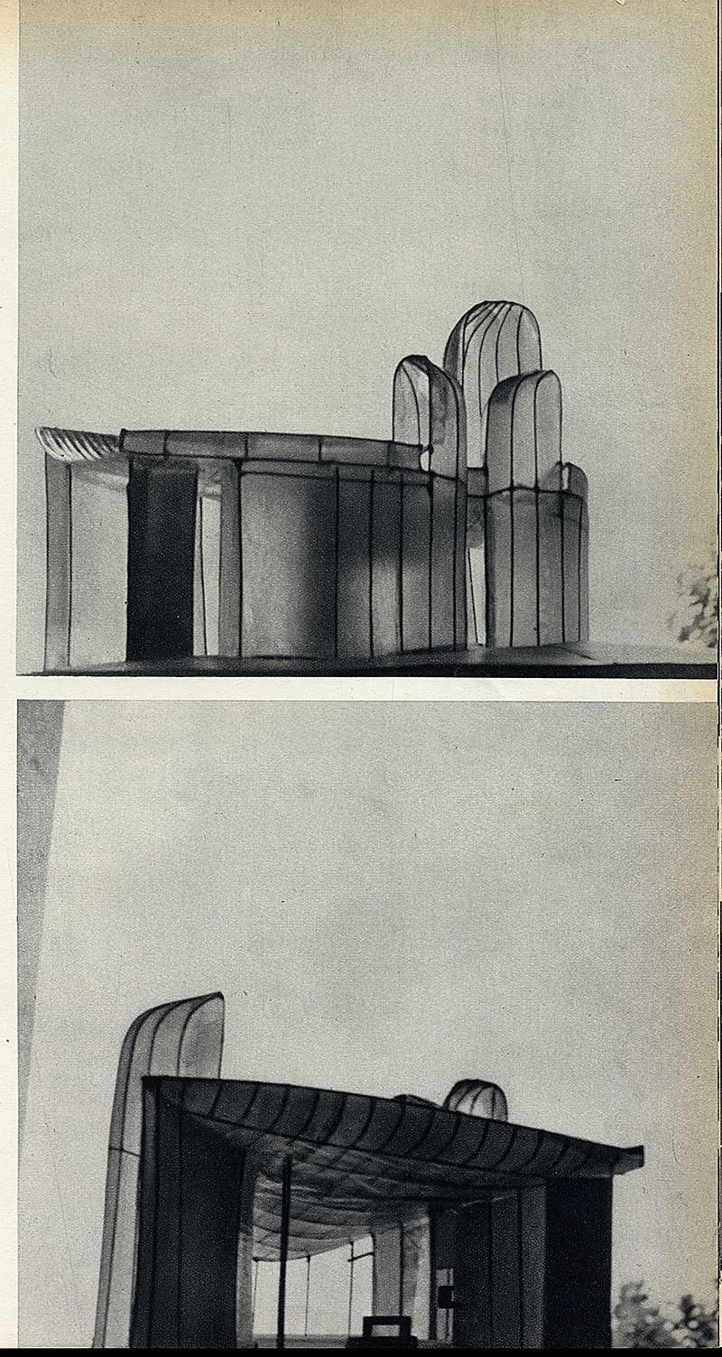 Le Corbusier. Domus 288 November 1953, 3