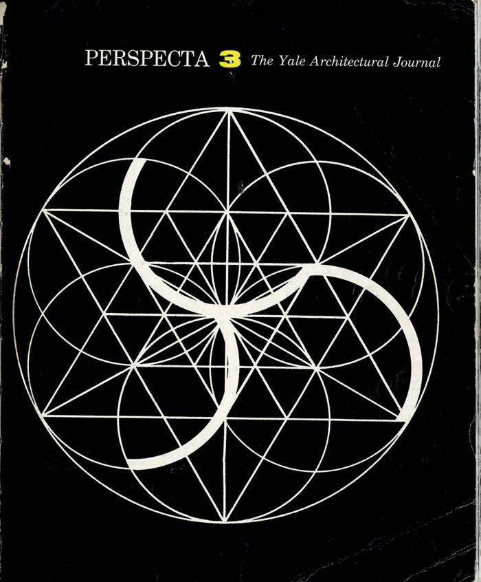 Perspecta 2 1953, cover