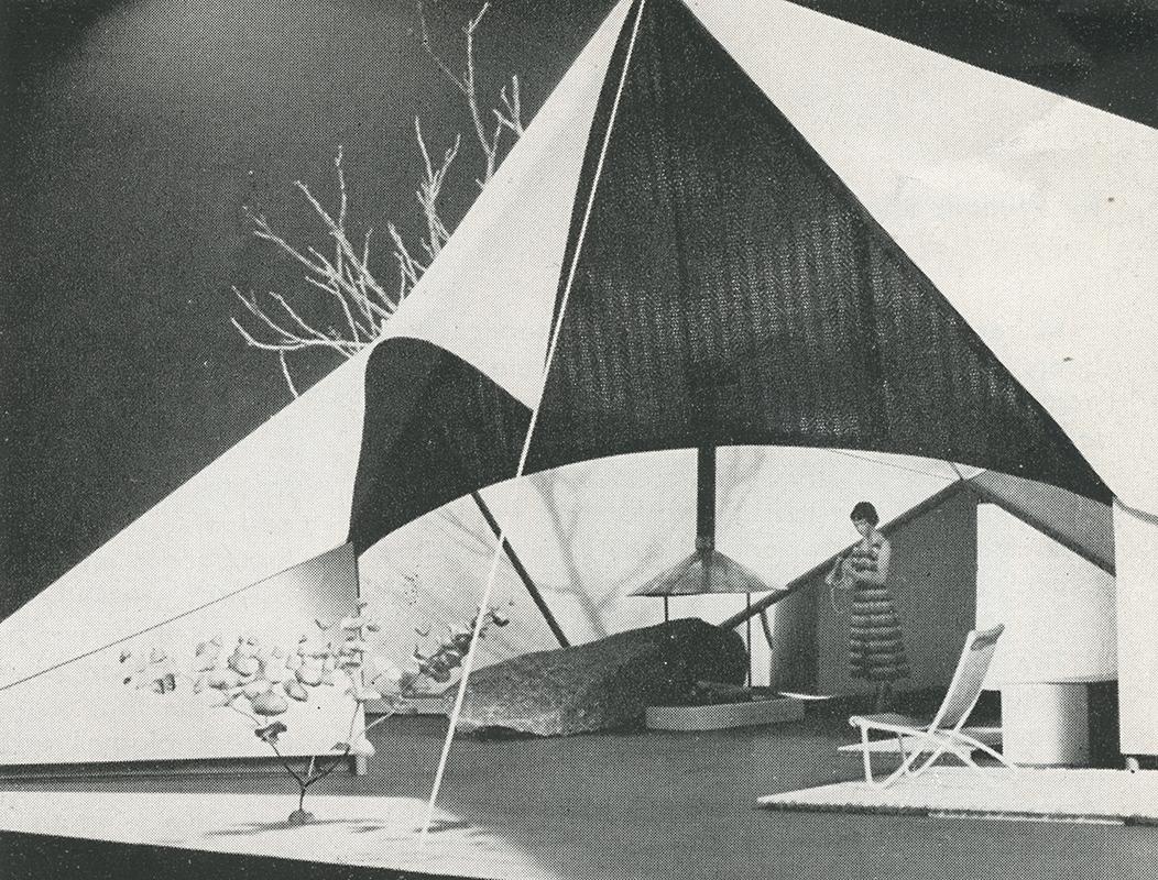 Philip Lewis. Arts and Architecture. Aug 1953, 19