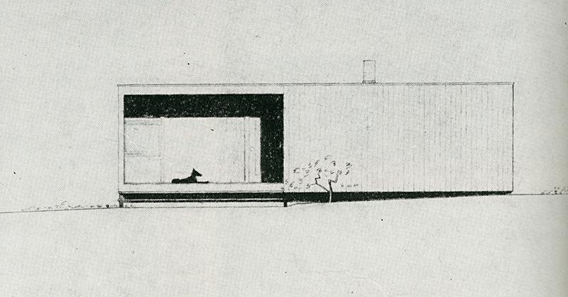 John Black Lee. Arts and Architecture. Apr 1954, 22