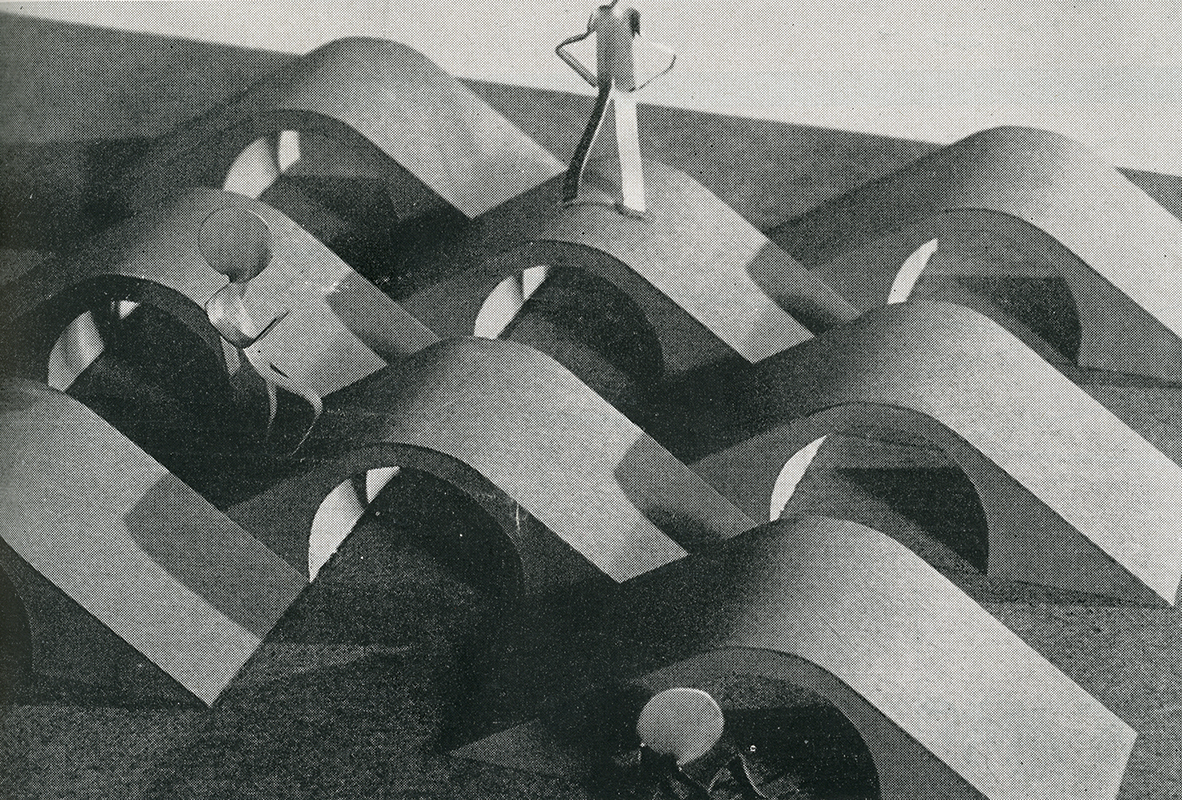Sidney Gordin. Arts and Architecture. Aug 1954, 13