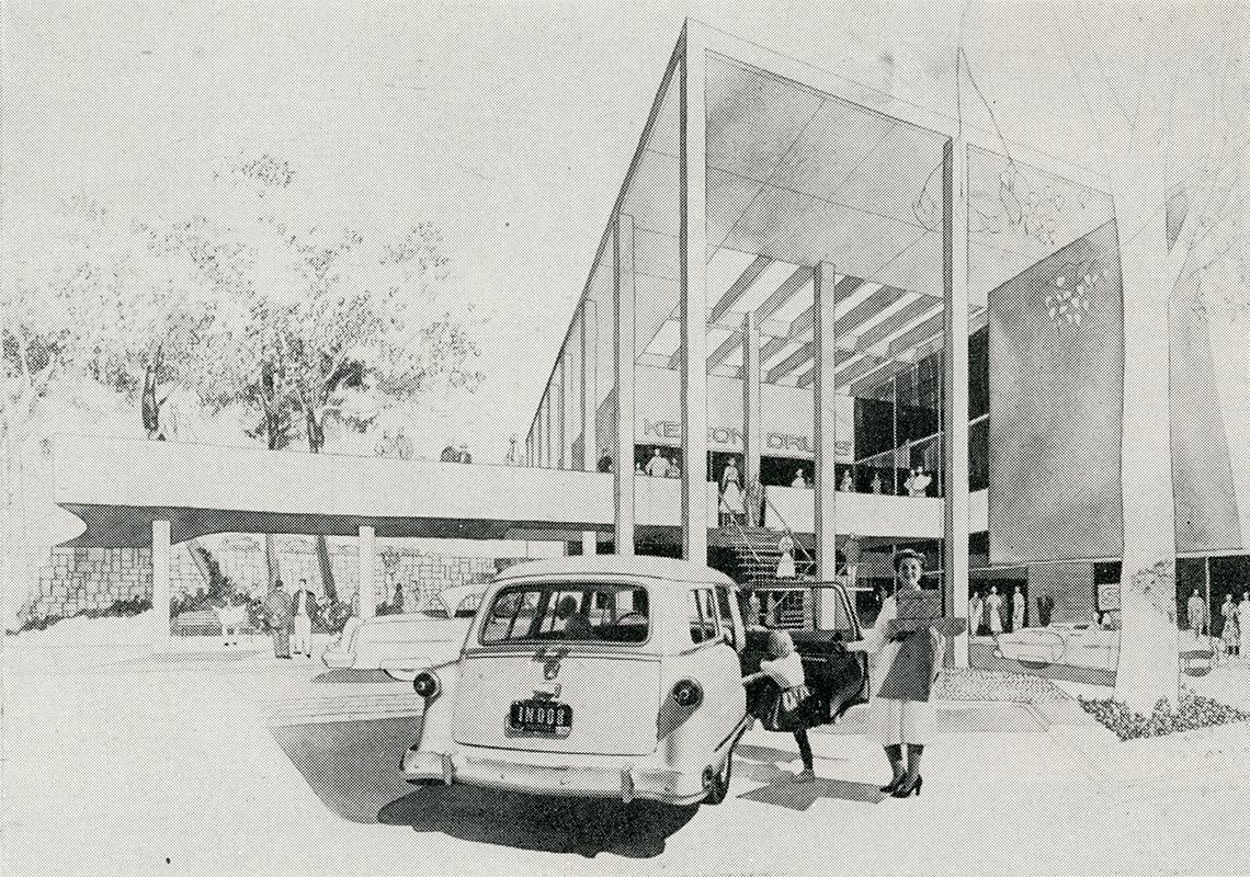 Victor Gruen. Arts and Architecture. Jan 1954, 15