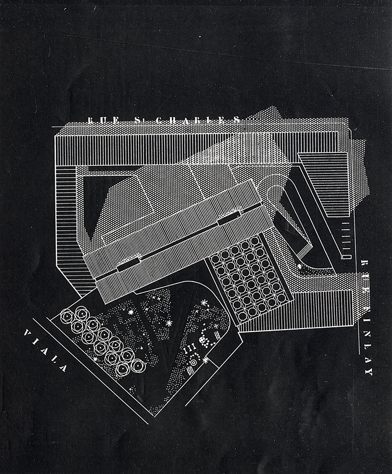 Raymond Lopez and Marcel Reby. Architecture D'Aujourd'Hui 58 Feb 1955, 33
