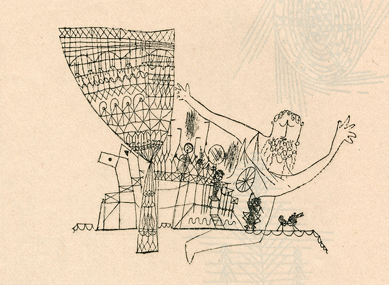 Paul Klee. Architectural Review v.120 n.716 Sep 1956, 148