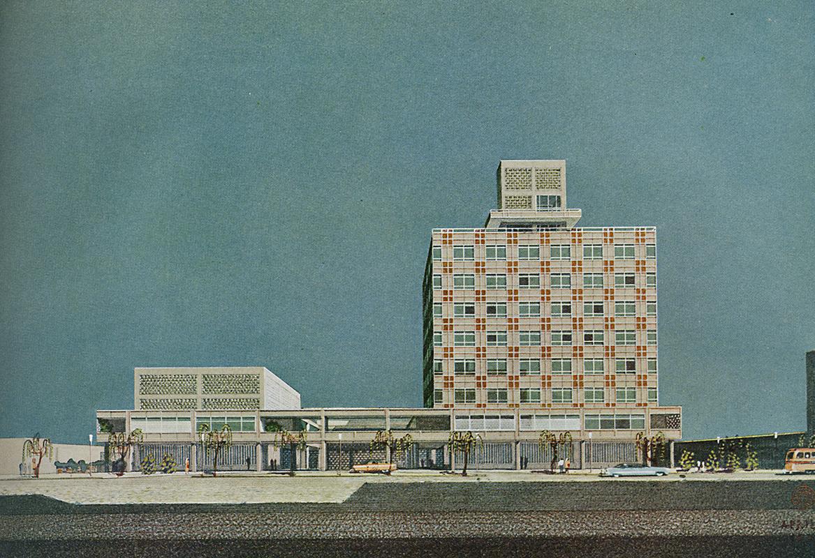 Takeo Satow. Sinkentiku. Jul 1956, 53