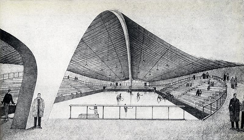 Eero Saarinen. Architectural Review v.121 n.724 May 1957, 361