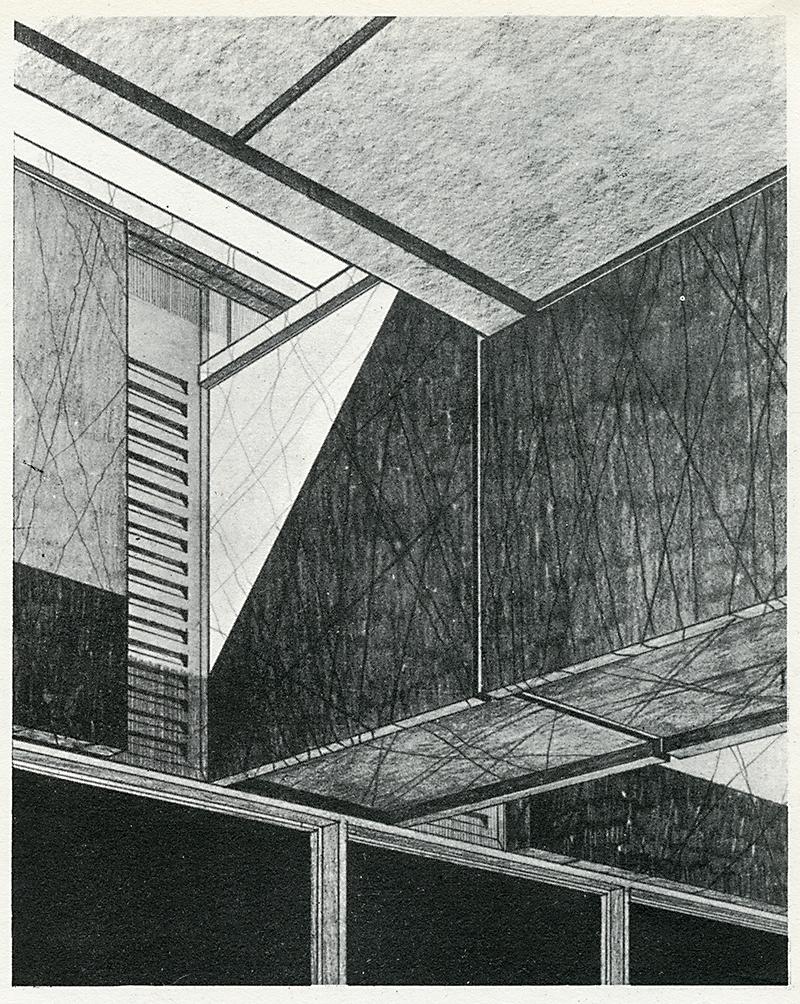 The Architects Collaborative. Casabella 220 1958, 5