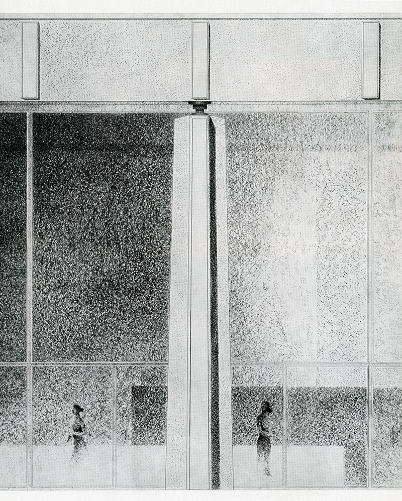 Mies van der Rohe. Casabella 228 1959, 5
