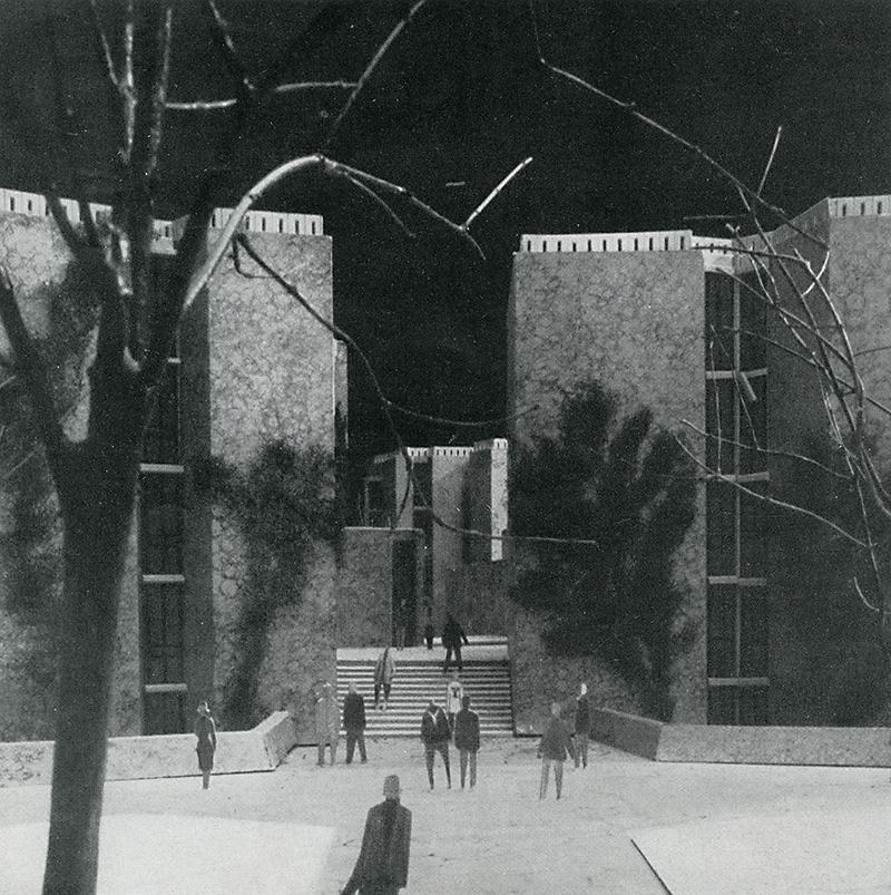 Eero Saarinen. Casabella 235 1960, 16