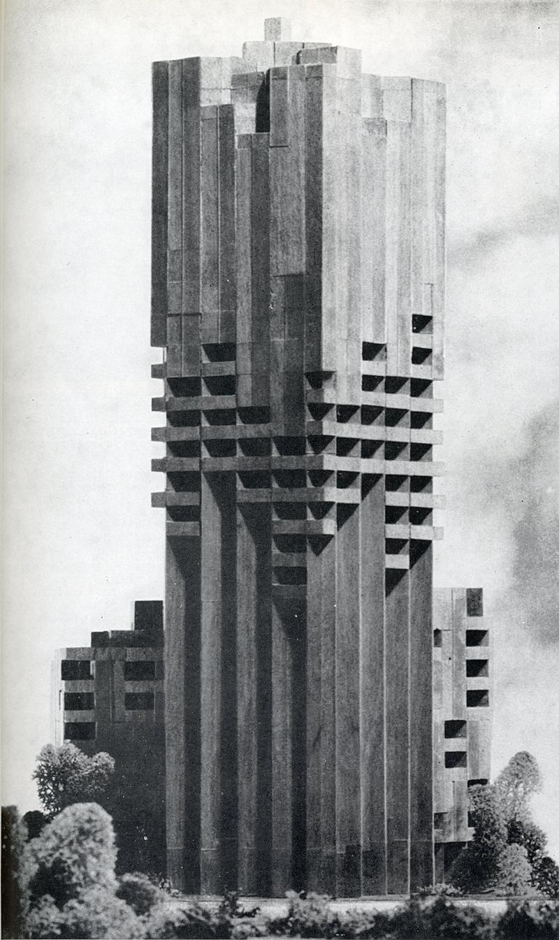 Gian Paolo Valenti. Architecture D'Aujourd'Hui 102 Jun 1962, xvii