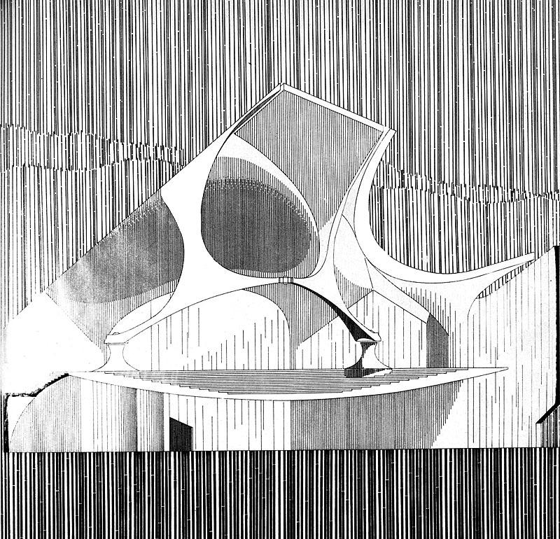 Enrico Castiglioni. Domus 403 June 1963, 7