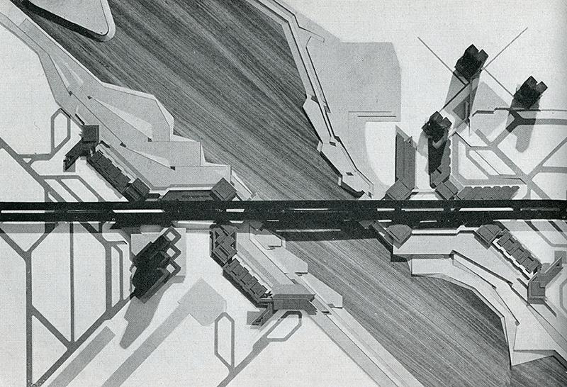 Antonello Nuzzo. L'Architettura  1965,