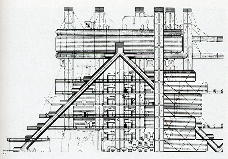 Archigram. Casabella 305 1966, 23