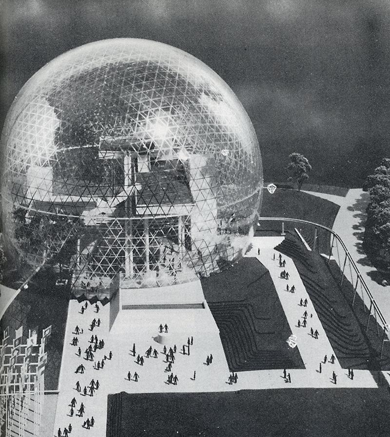 R.Buckminster Fuller. Calli. 24 1966, 29