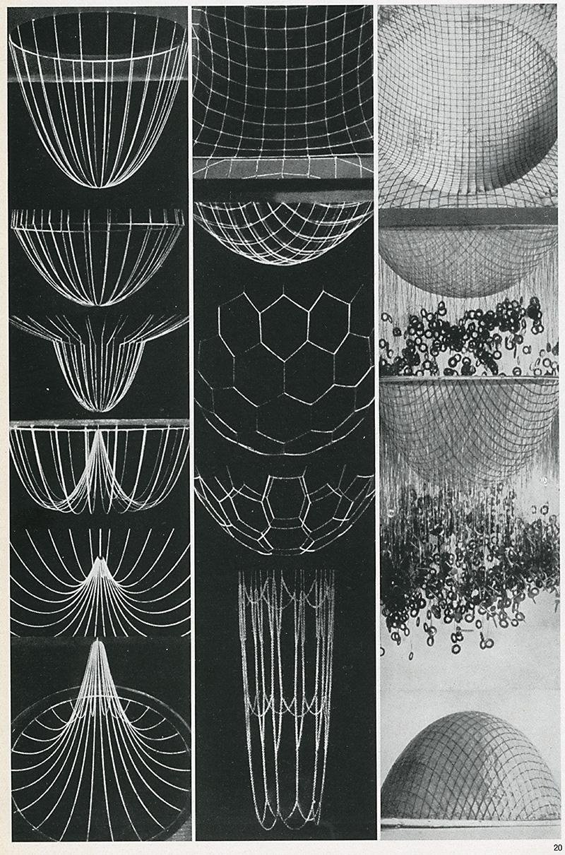 Frei Otto. Casabella 301 1966, 40