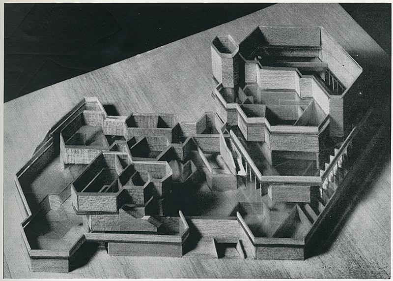 Gillespie, Kidd and Coia. Architectural Review v.139 n.827 Jan 1966, 13