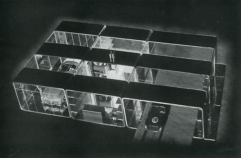 Herbert Ohl. Casabella 304 1966, 22