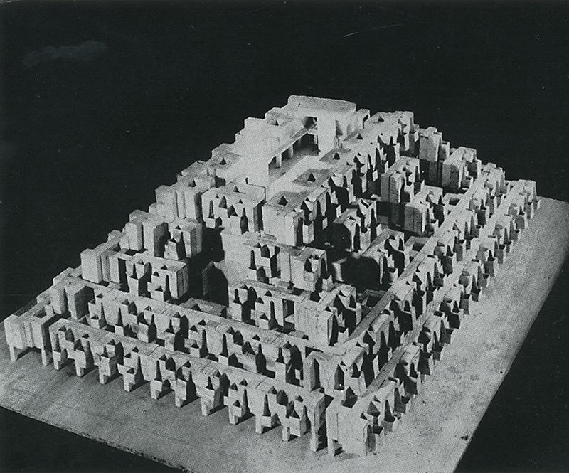 L. Gerstell. Casabella 305 1966, 25