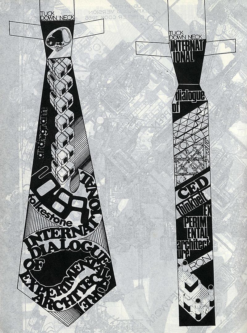 Archigram. Perspecta 11 1967, 154