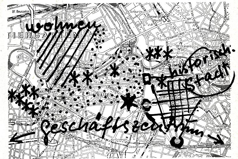 Hans Scharoun. Bauwelt 37 1967, 1033