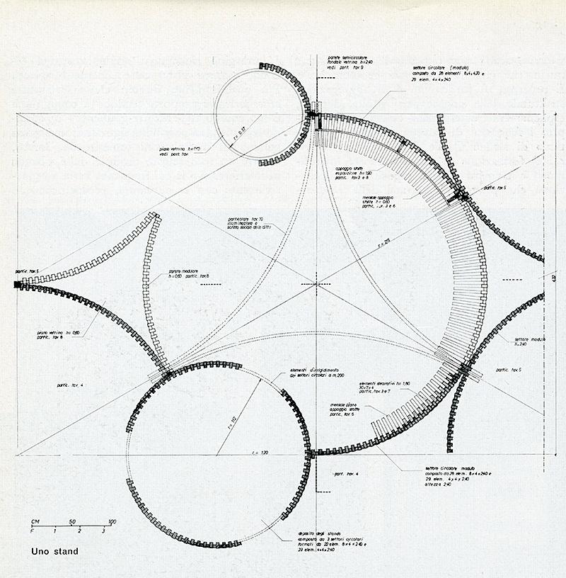 Aldo Rossi. L'Architettura. 136 1967, 648