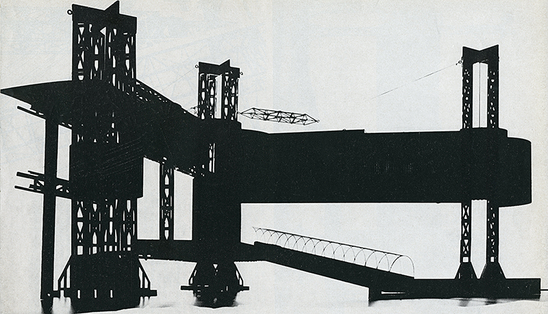 Melvin Charney and Harry Parnass. L'Architettura  1967,