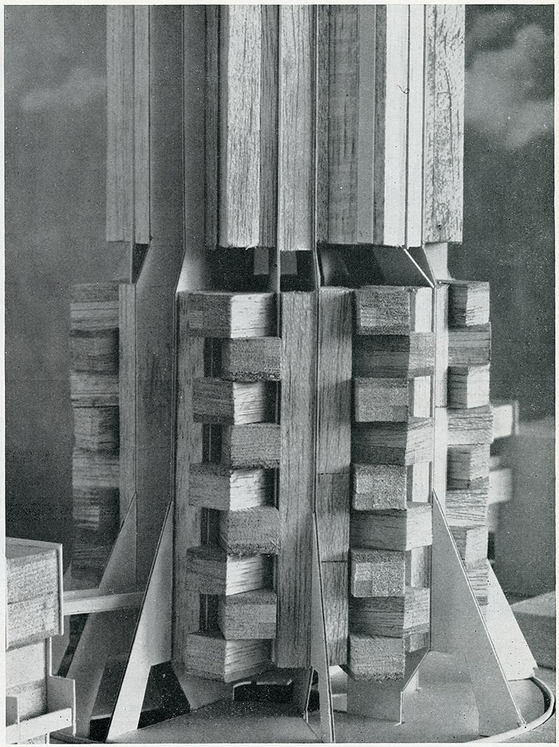 Owen Luder. Architectural Review v.141 n.839 Jan 1967, 31