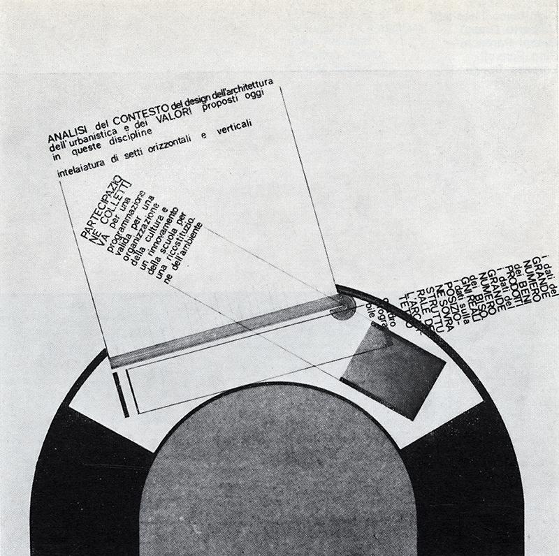 Antonio Monestiroli, Paolo Rizzatto, Riccardo Sarfatti. Casabella 325 1968, 15